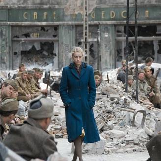 "Nina Hoss in dem Film ""Anonyma"" von Max Färberböck."