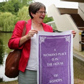 Es ist ein historischer schritt: die anglikanische kirche von england