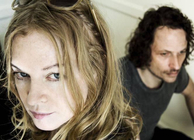 2raumwohnung: Inga Humpe und ihr Lebensgefährte Tommi Eckhart. - ©daskowalskikomitee