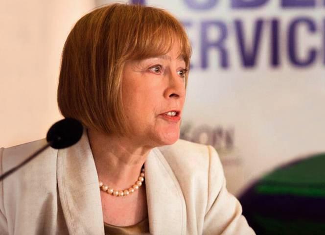 Mary Honeyball, britische EU-Abgeordnete