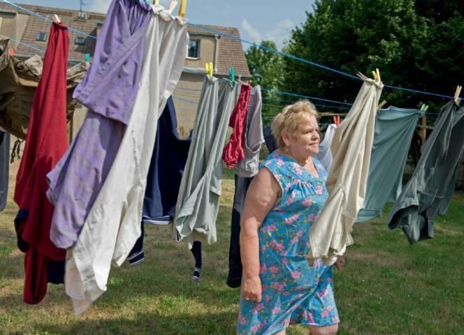 """""""Aber es war trotzdem eine schöne Zeit."""" Ursula Hussel, 65, Arbeiter - © Bettina Flitner"""
