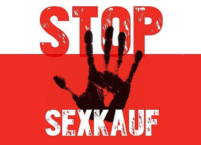 Kofra lädt zum internationalen Kongress gegen Prostitution nach München.