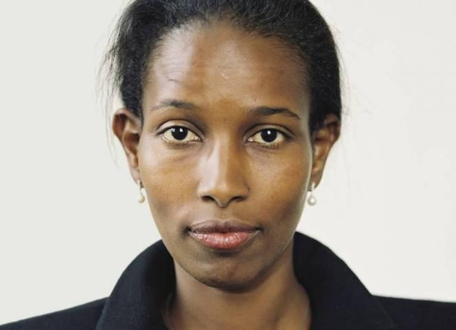 """Hirsi Ali kämpft mit ihrer """"AHA Foundation"""" gegen Gewalt im Namen der Ehre."""
