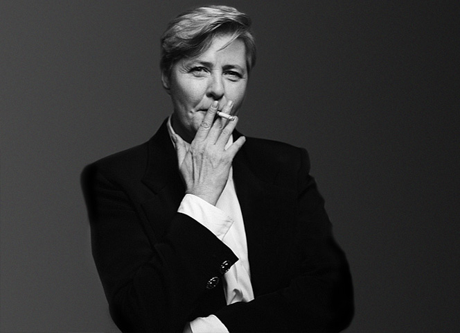 Johanna Dohnal - Foto: Elfie Semotan