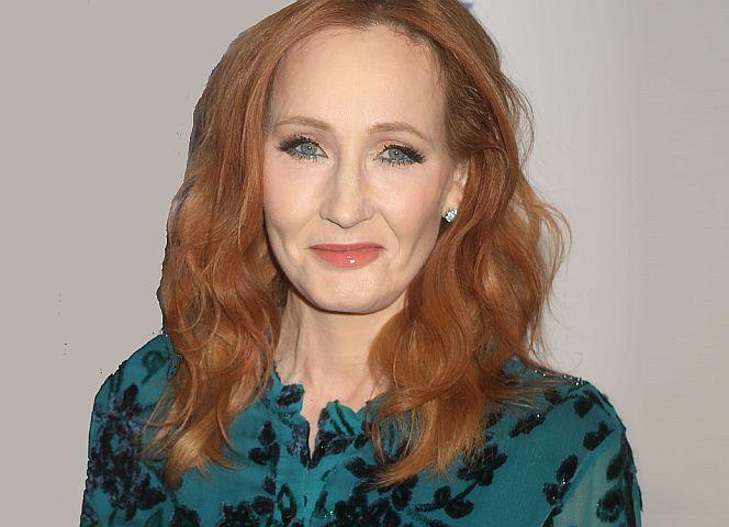 J.K. Rowling: Hexe auf dem Scheiterhaufen? Foto: Nancy Kaszerman/Zuma Press/imago images