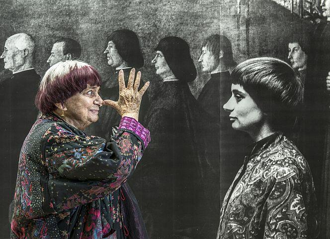 Agnès Varda - die Ewigjunge. - Foto: Augenblicke einer Reise/Cin-Tamaris SocialAnimals
