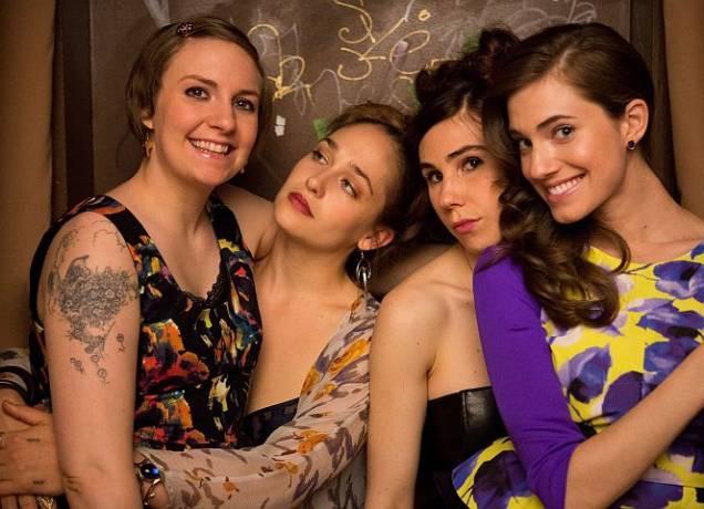 Hannah (Lena Dunham, links) und ihre Girls.