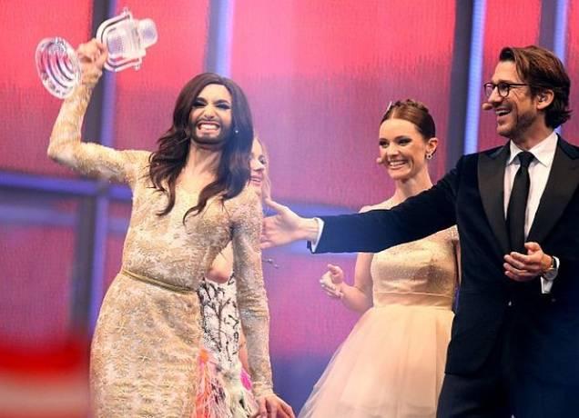 Conchita Wurst holte beim ESC den Sieg für Österreich.