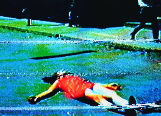 Ausschnitt aus einem Filmstill von Pipilotti Rist.