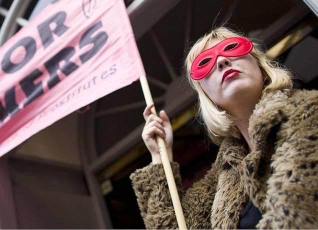 """ai will die """"Organisation von Sexarbeit"""" entkriminalisieren."""