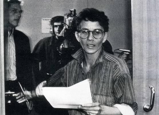 Anne Klein, Senatorin für Familie, Jugend und Frauen im Jahr 1990. - Foto: Andreas Schoelzel