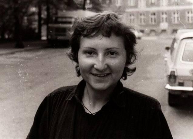 Gabriele Stötzer 1978