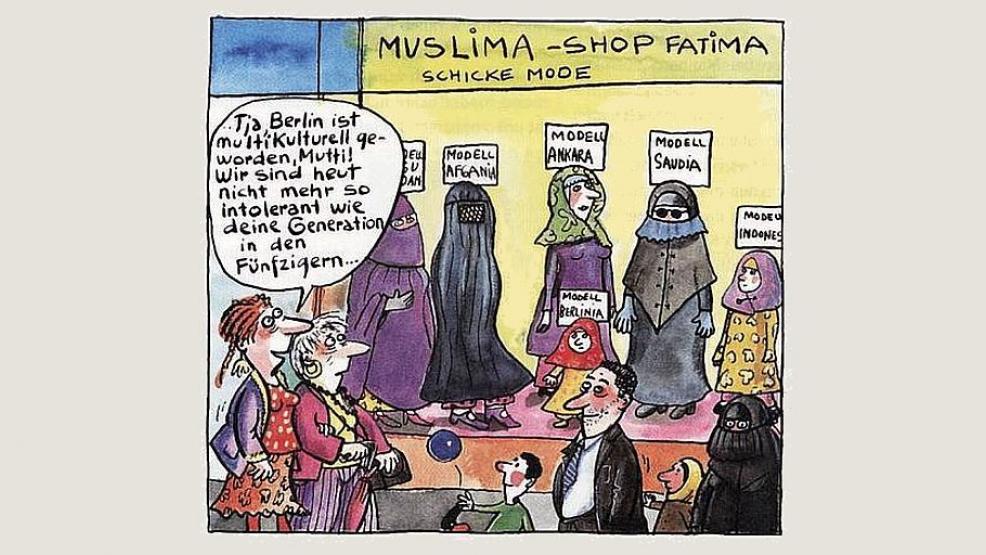 Charlie Hebdo meets Franziska Becker | EMMA