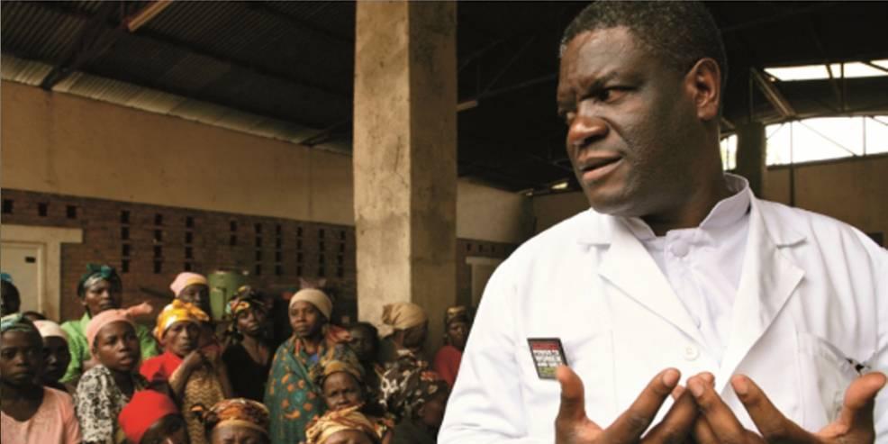 Bildergebnis für denis mukwege