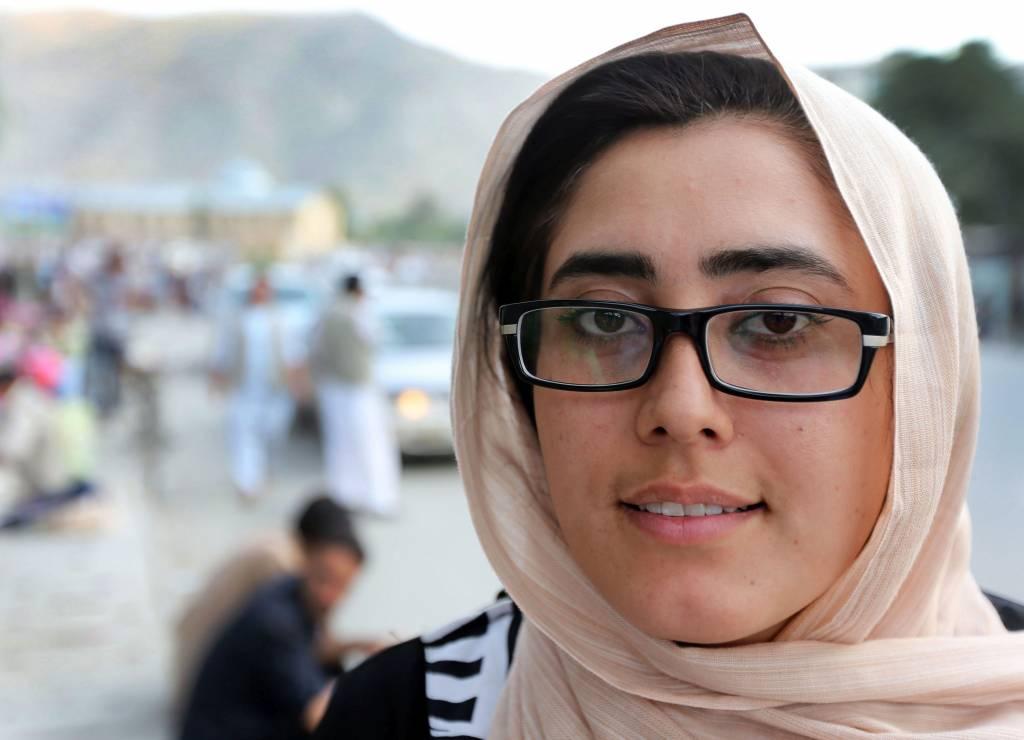 Maryam Durani hat einen Radiosender gegründet und ist Mitglied im Provinzrat Kandahar.