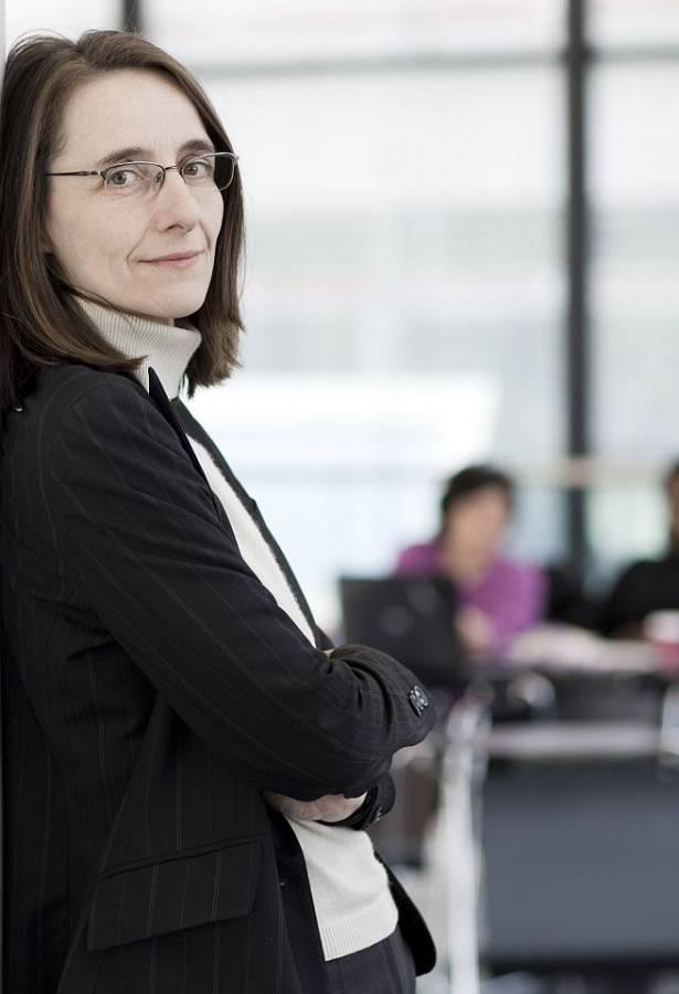 Philosphin Petra Gehring hat einen Traum: Ein Weltgastrecht für Frauen schaffen!