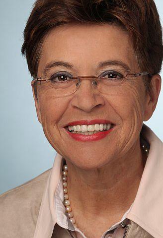 Michaela Huber, Psychologische Psychotherapeutin, 1. Vorsitzende der Deutschen Gesellschaft für Trauma und Dissoziation (DGTD), Göttingen