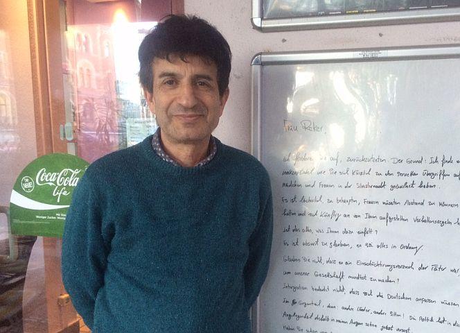 Pajand kennt die Entrechtung der Frauen aus dem Iran.