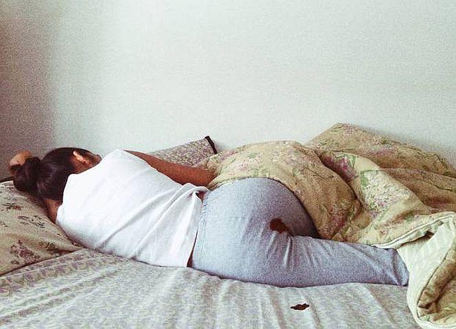 Menstruation: Risiko & Nebenwirkung