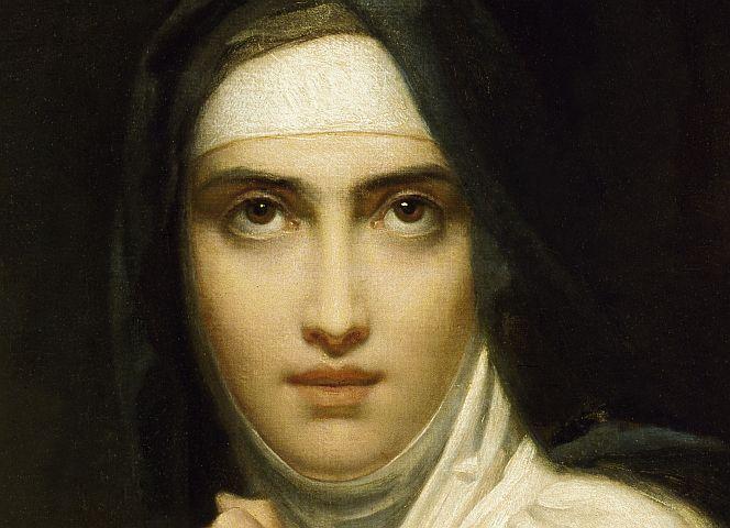 Teresa die emanze vor dem herrn emma - Teresa von avila zitate ...